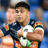 NRL launches probe into Barnett's alleged racial slur against Peachey