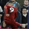 Liverpool break points record in battling 1-0 win over Spurs