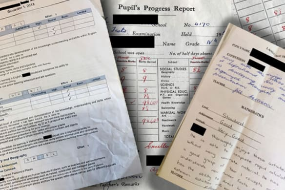 'You can't say what you want to': The problem with school report cards