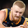 Former Lion Nick Robertson has had interest from some AFL clubs.