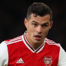 Family death threats pushed Arsenal's Xhaka to 'boiling point'