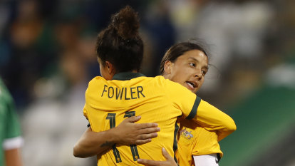 'That's not OK': Coach takes aim at Matildas after shock Ireland loss