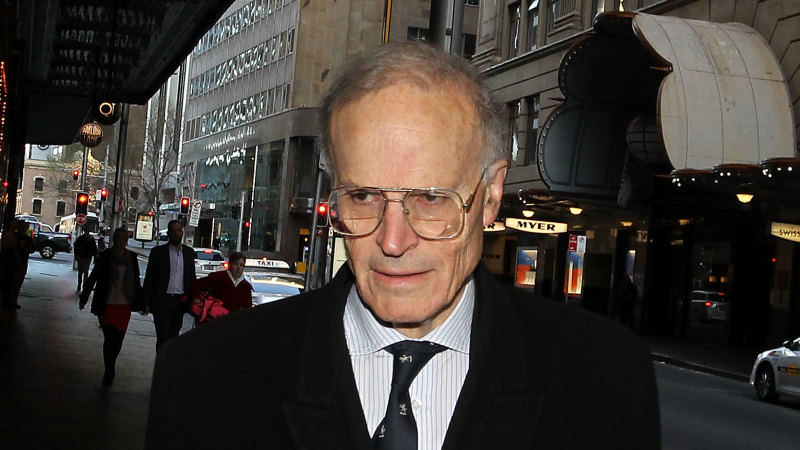 'Dirty Dyson': former judge Heydon's nickname at Oxford amid fresh harassment claims