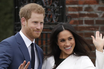 The announcement comes four months after Harry and his wife, Meghan, the Duchess of Sussex, made worldwide news during their explosive interview with Oprah Winfrey.