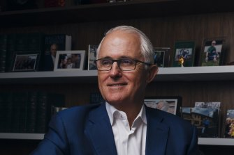 Former prime minister Malcolm Turnbull will head a new advisory board for the NSW government on its 2050 net-zero emissions target - if, as expected, cabinet approves the role.