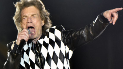'It feels pretty good!': Mick Jagger back on stage after surgery