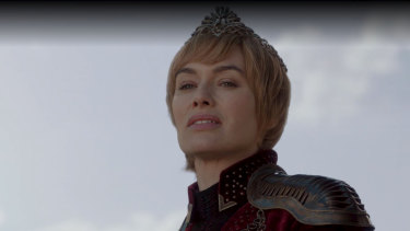 Lena Headey's Cersei Lannister runs the gamut of emotions in episode four.
