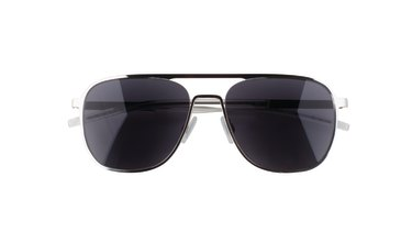Tom Cruise-style sun protection, from Hugo Boss and Specsavers.