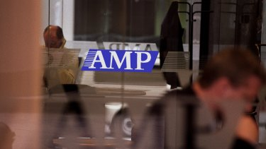 AMP is under pressure from shareholders.
