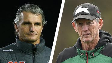 The Panthers are more than happy with their decision to overlook Wayne Bennett for Ivan Cleary.
