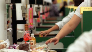 Moody's says supermarkets will continue to benefit from pandemic-related buying in 2021.