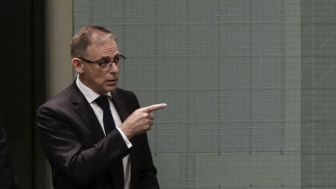 Labor backbencher Anthony Byrne has been counselled over the leak of damaging text messages.
