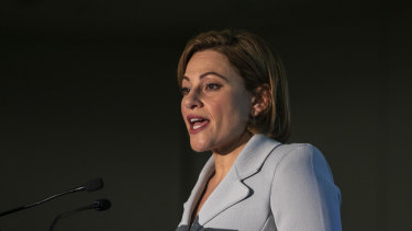 "Treasurer Jackie Trad says her 2019-20 budget will ""stay the course"" amid challenging economic conditions."