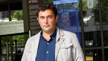 Corkman developer Stefce Kutlesovski.