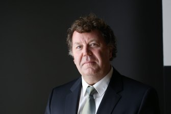 """""""Unfortunately the economics remain challenging and doubtful for the future sustainability of services."""" Southern Cross Austereo chief executive Grant Blackley's warning to the federal goverment at the end of 2019."""