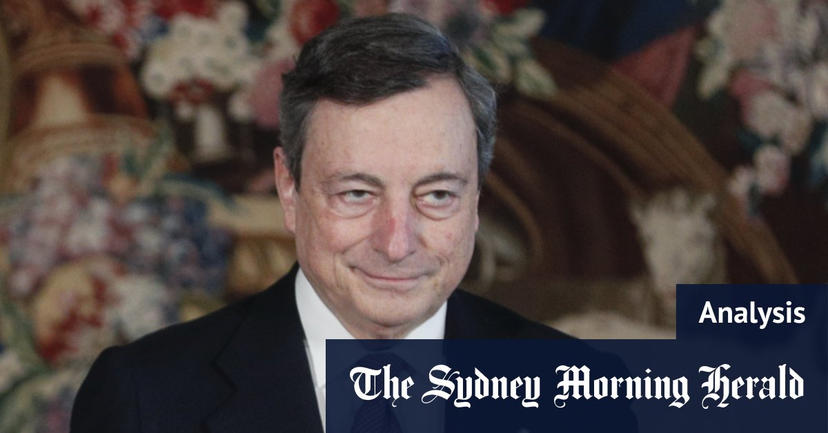 Blocking Australia's supply was an easy win for Italy's new PM – Sydney Morning Herald