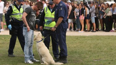 NSW Police taken to court of Above and Beyond sniffer dog plan