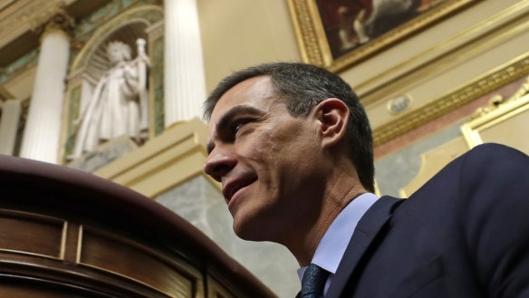 Spanish government on the ropes after social spending denied