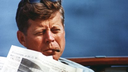 The irresistible rise of John F. Kennedy, the great campaigner