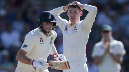 Ashes 2019: Tomorrow is always another day