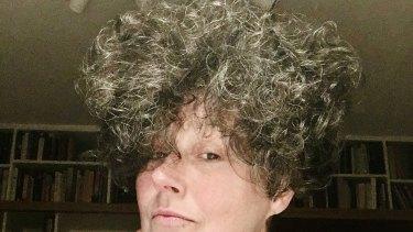 Lisa is missing her regular haircut.