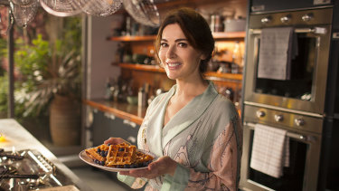 As is customary, Nigella Lawson will deliver a new Yuletide special this year.