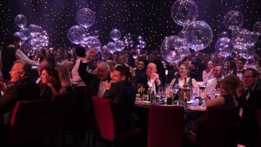 Last year's Chocolate Ball with Jamie Durie raised about $1 million for the FSHD Global Research Foundation.