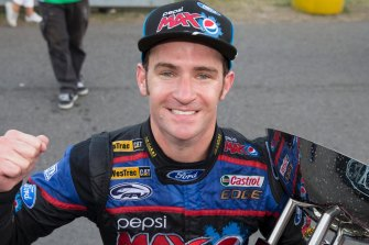 Will Davison wasn't injured in the incident that happened during a morning run.
