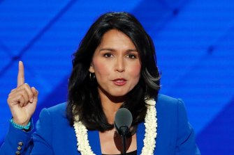 Tulsi Gabbard has suspended her campaign for the Democratic presidential nomination.