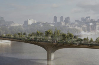 The proposed Garden Bridge in London, scrapped as construction costs mounted last year, shows the potential for a bridge to be more than just tarmac.
