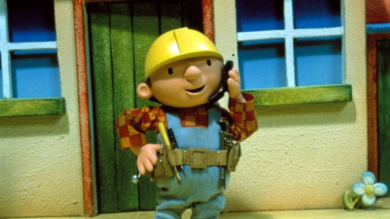 Chapman's big breakthrough came in the early 1990s when he created Bob the Builder.