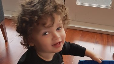 Luka, 2, was being cared for at a childcare centre in Werribee when he escaped and ran onto a busy road. His father now says they are unlikely to send him back to the childcare after the incident.