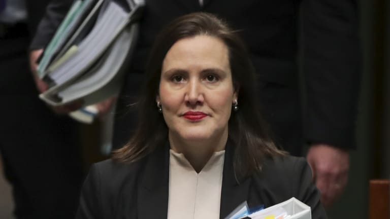 """Kelly O'Dwyer announced that insurance in super would become """"opt-in"""" for workers under 25, for inactive accounts and for balances below $6,000."""