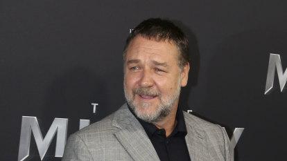 Russell Crowe backs new Coffs Harbour film studio