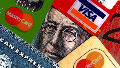 Ultra-cheap money but not on your credit card