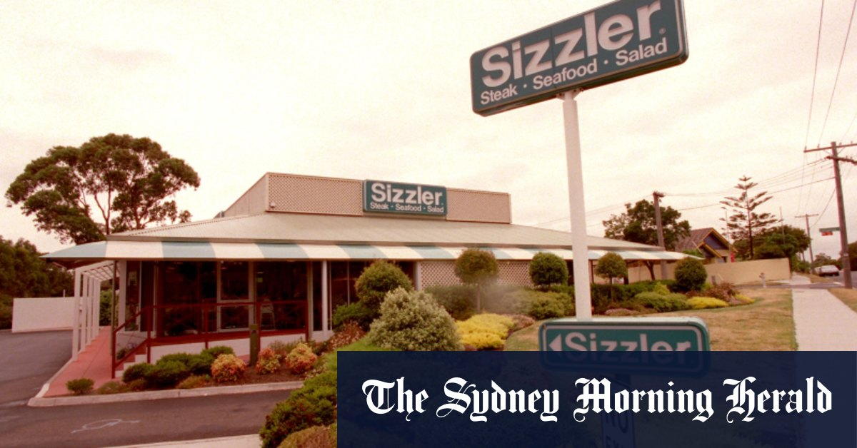 Curtains for Sizzler in Australia as COVID forces full closure – Sydney Morning Herald