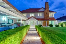 The four-bedroom canal home at 56 Australia Court, Newport, QLD, sold by private treaty for $1.652 million.