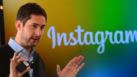 Instagram's co-founders 'step back' from company
