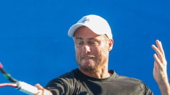 Hewitt was asked to play doubles, says Newcombe