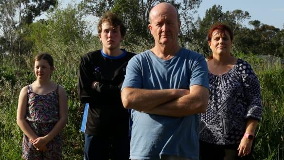 Flood-hit Hunter Valley family left to live in 'broken' house
