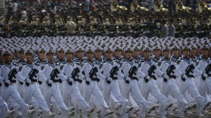 Australian and Chinese military officials to meet
