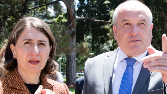 'Disappointed' Premier won't discipline minister for role in Foley scandal
