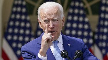 Despite only slim majorities in Congress, Joe Biden has pursued the most sweeping expenditure program in decades.