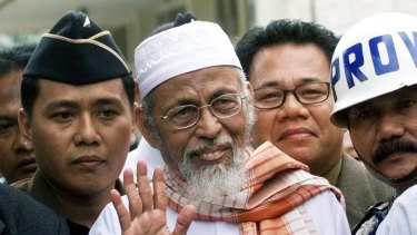 Firebrand cleric Abu Bakar Bashir will not be released from jail early.