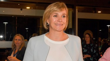 "Independent candidate for Warringah Zali Steggall has vowed to be ""a climate leader""."
