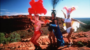 The Adventures of Priscilla, Queen of the Desert gets the drive-in treatment at Blacktown.