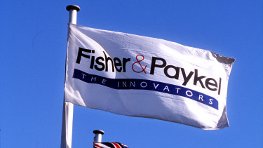 Medical products manufacturer Fisher & Paykel Healthcare is benefitting from the coronavirus crisis.