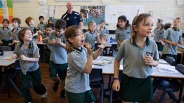 Brisbane is a more expensive place than Sydney or Melbourne for a state school education according to a Victorian company.