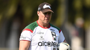 Former Raiders head coach and Cowboys and Rabbitohs assistant David Furner is hoping to return to the NRL.
