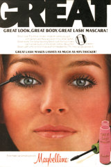 """It's a bit like having a little piece of beauty history,"" says Gemma Watts, about owning cult items like Maybelline's Great Lash Mascara, which launched in 1971, and is still a bestseller."